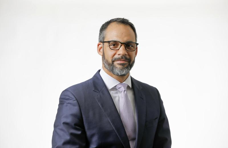 Richard Porter Bermuda March 2019