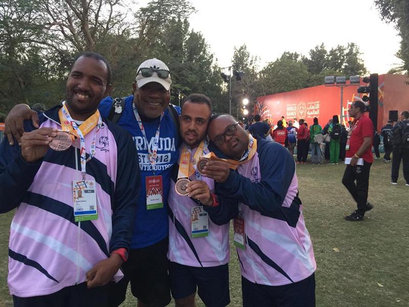 Special Olympics Bermuda March 20 2019