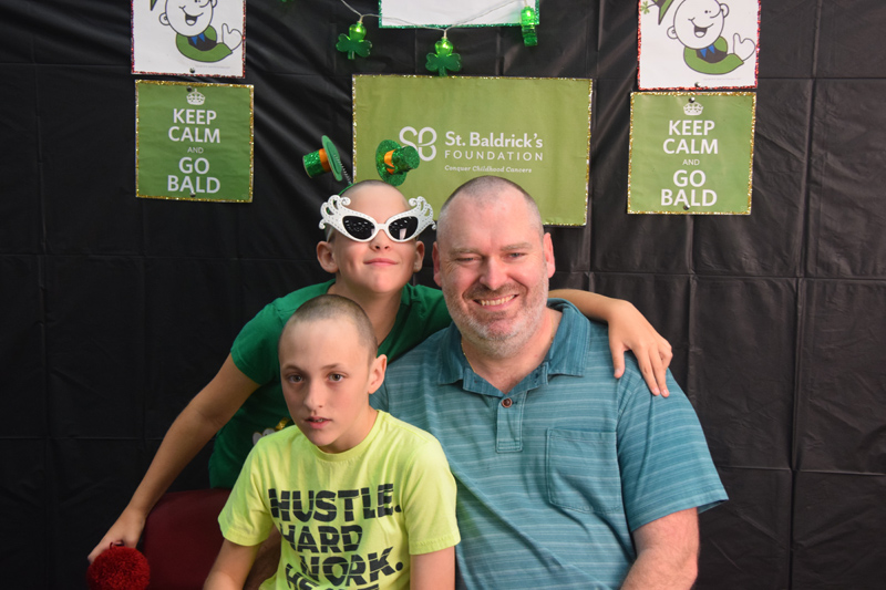 St. Baldrick's at Saltus Bermuda March 2019 (1)