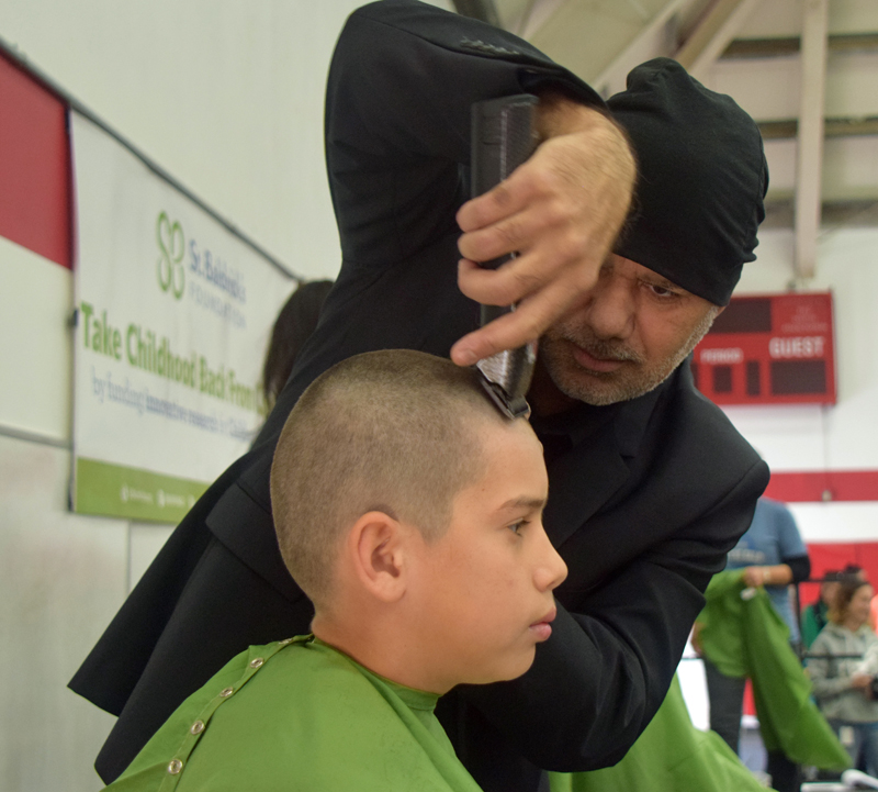 St. Baldrick's at Saltus Bermuda March 2019 (2)