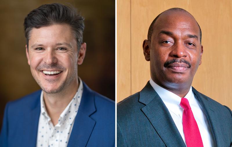 Tripp Crosby and Jeremy Cox Bermuda March 2019