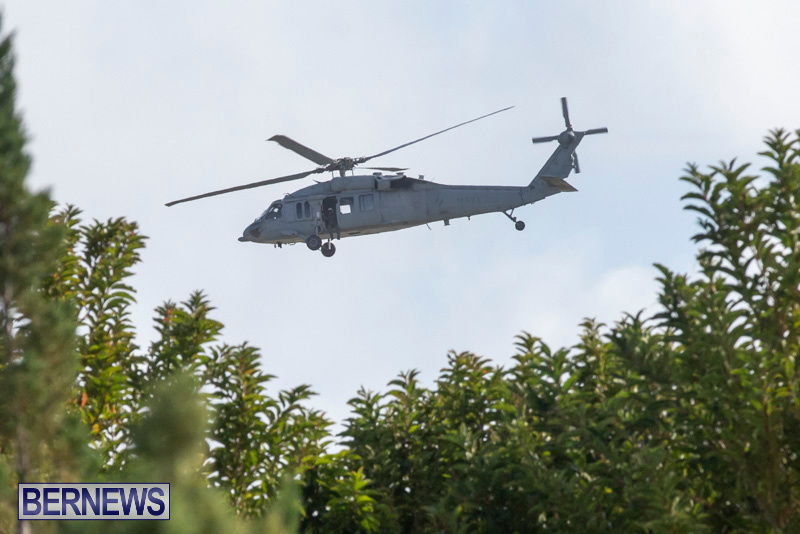 US Navy Helicopter Bermuda, March 1 2019-0879