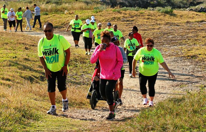 WindReach Walk & Roll Bermuda March 2019 (2)