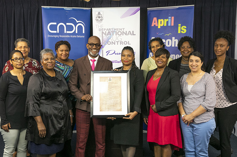 Alcohol Awareness Month Bermuda April 2019 (2)
