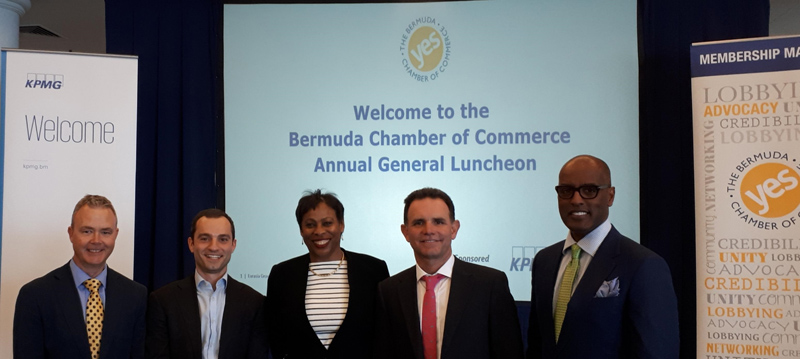 BCC AGM Luncheon Geopolitics April 2019