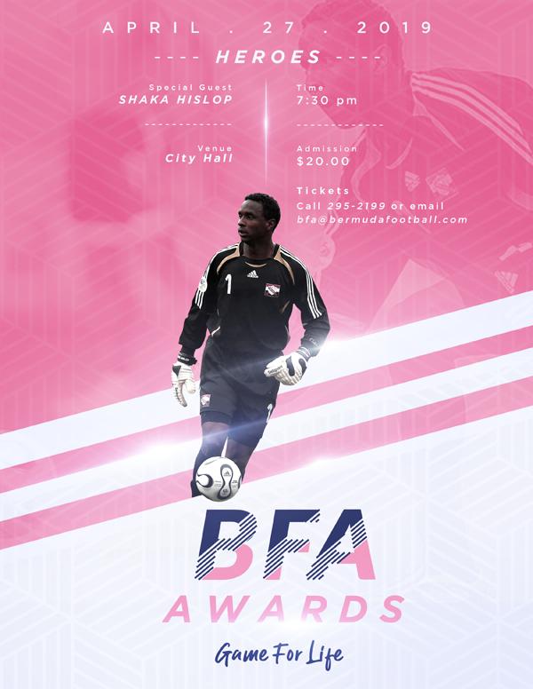 BFA Awards Bermuda April 2019