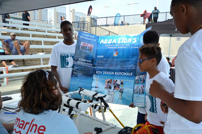 BIOS-Bermuda-Regional-ROV-Challenge-April-2019-25