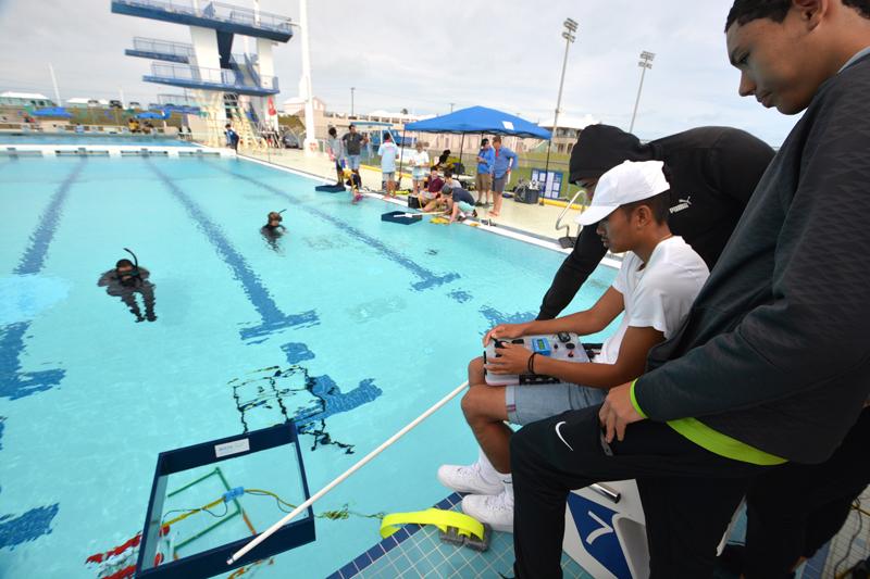 BIOS-Bermuda-Regional-ROV-Challenge-April-2019-9