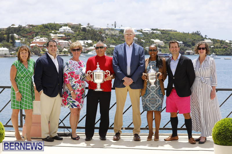 BTA Tennis Marketing Partnership Bermuda April 30 2019