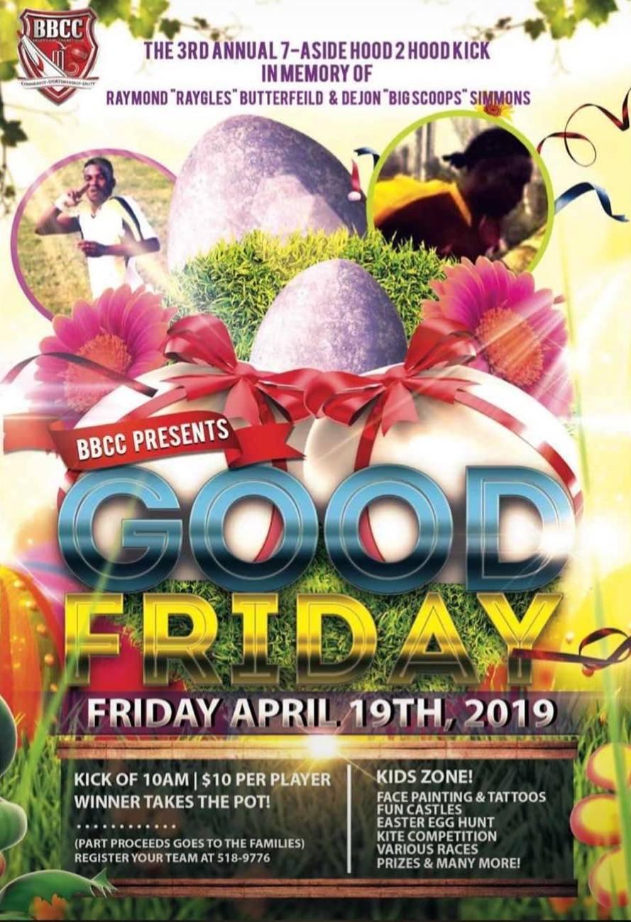 Baileys Bay CC Good Friday