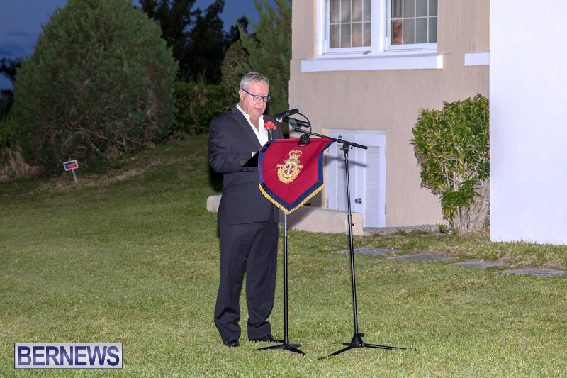 Bermuda ANZAC Day Service April 25 2019 (2)