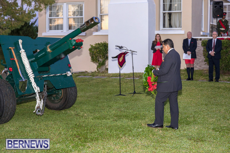 Bermuda ANZAC Day Service April 25 2019 (6)