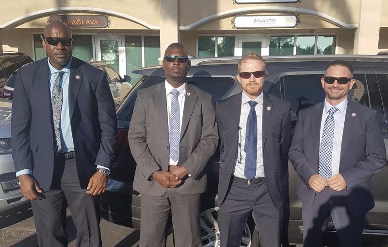 Bermuda Police April 2019