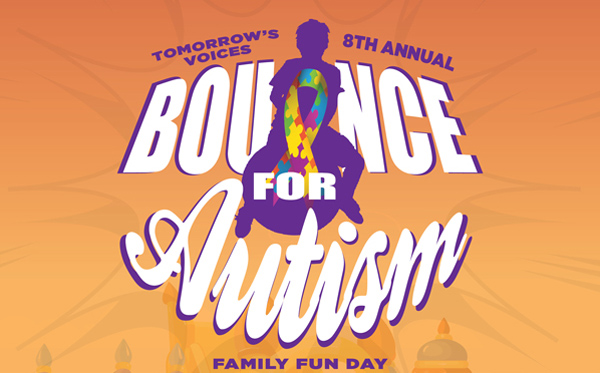Bounce For Autism Bermuda April 2019