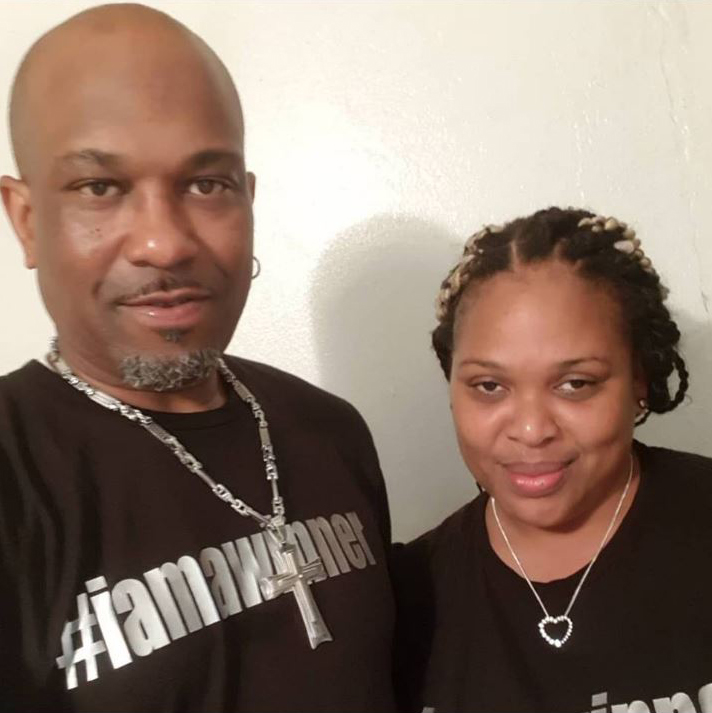 Brotha Richie and Larrita Adderley Bermuda April 2019 (1)