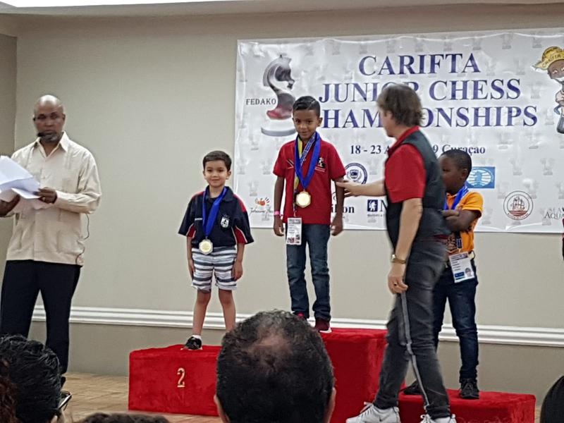 CARIFTA Junior Chess Bermuda April 2019 (2)