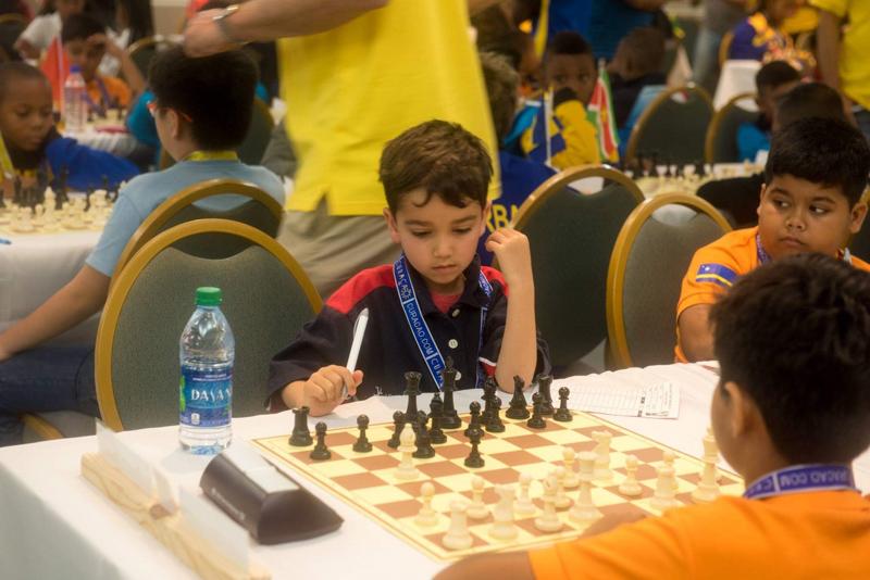 CARIFTA Junior Chess Bermuda April 2019 (4)
