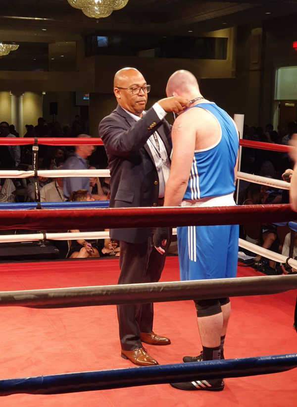 Charity Canadian Police Boxing April 2019 (2)