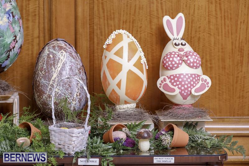 Fairmont Southampton Bermuda Easter Display April 2019 (13)