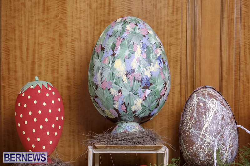 Fairmont Southampton Bermuda Easter Display April 2019 (17)
