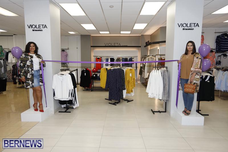 Gibbons launch 'Violeta by Mango' Bermuda April 11 2019 (5)