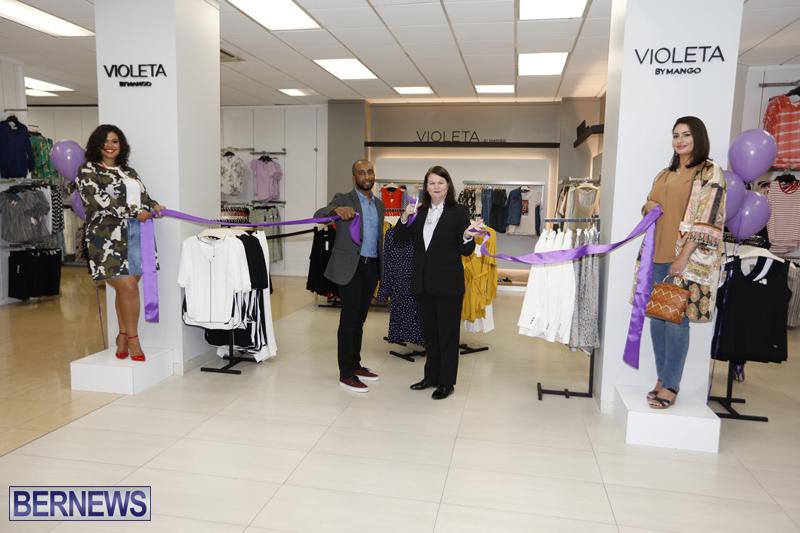Gibbons launch 'Violeta by Mango' Bermuda April 11 2019 (6)