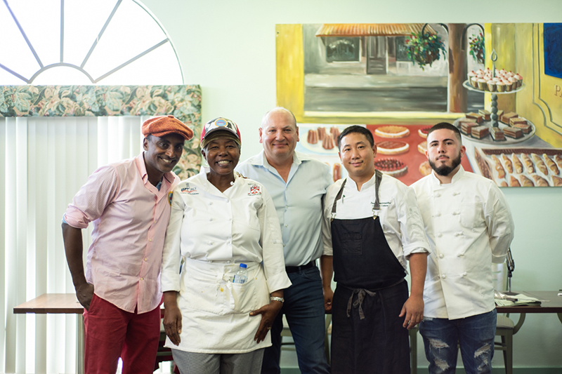 Hamilton Princess Chefs Competition Winners Bermuda April 1 2019