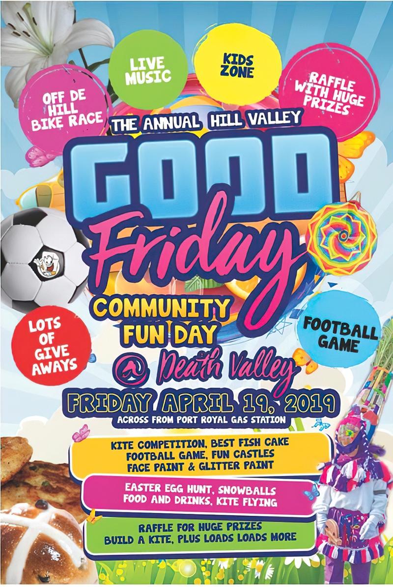 Hill Valley Community Good Friday Bermuda April 19 2019