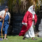 Jesus The Walk to Calvary Bermuda, April 19 2019-1854