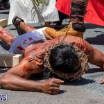 Jesus The Walk to Calvary Bermuda, April 19 2019-2138