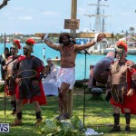 Jesus The Walk to Calvary Bermuda, April 19 2019-2208