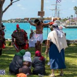 Jesus The Walk to Calvary Bermuda, April 19 2019-2243