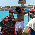 Jesus The Walk to Calvary Bermuda, April 19 2019-2246