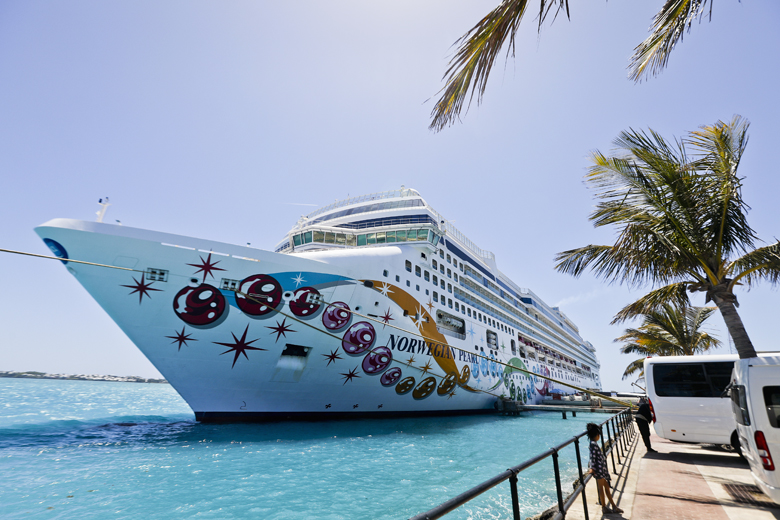 Norwegian Pearl Inaugural Visit Bermuda April 2019 (3)