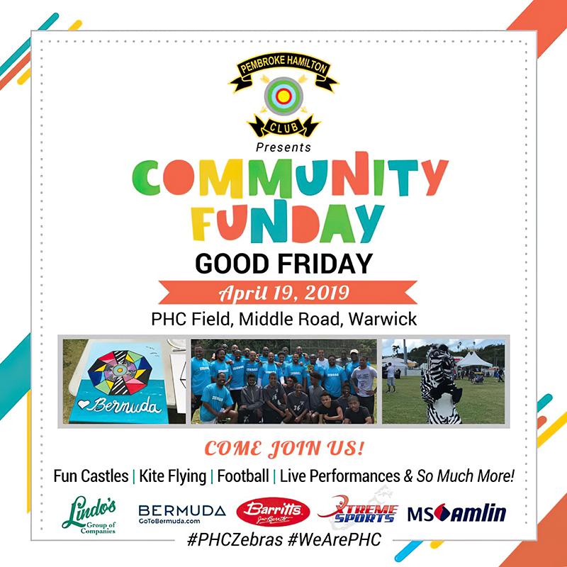 PHC Fun Day Good Friday Bermuda April 19 2019