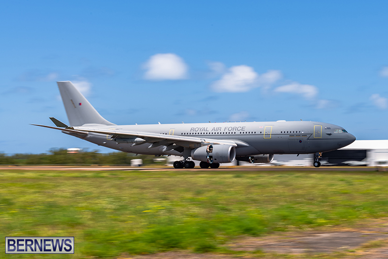 Royal Air Force Bermuda May 1 2019 (1)