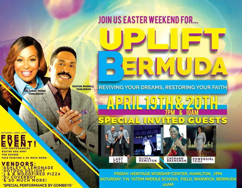 Uplift Bermuda April 2019