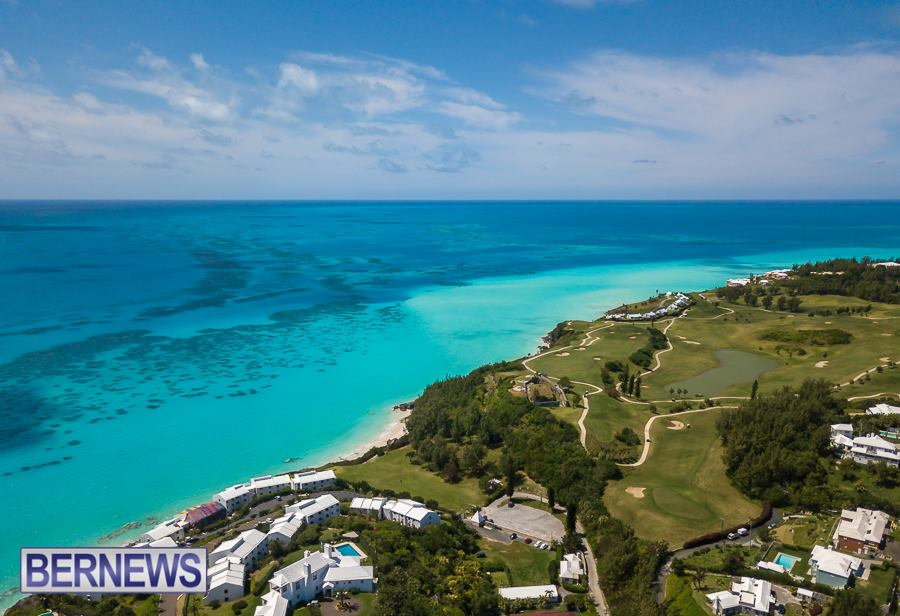 215 A spectacular view of Bermuda's amazing waters on Monday