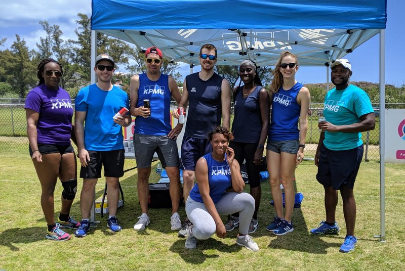 Annual Corporate Volleyball Tournament Bermuda, May 11 2019 (1)