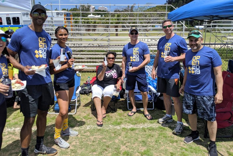 Annual Corporate Volleyball Tournament Bermuda, May 11 2019 (3)