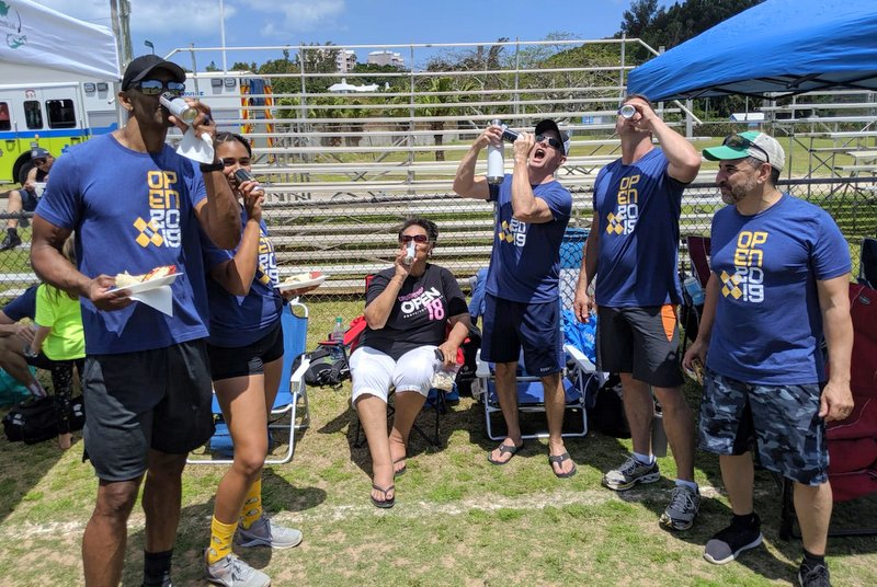 Annual Corporate Volleyball Tournament Bermuda, May 11 2019 (4)