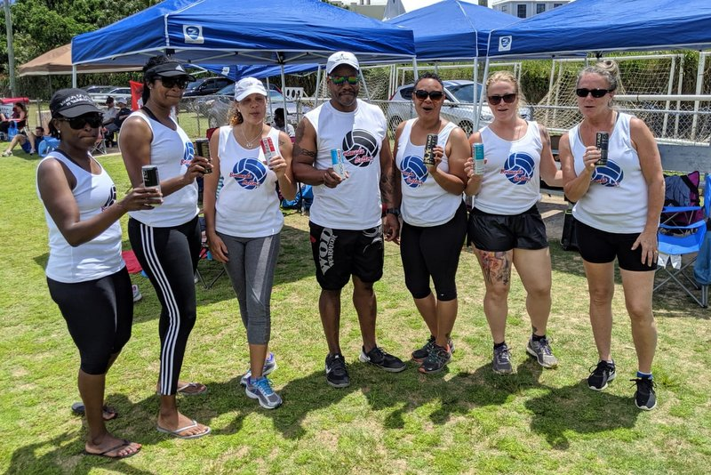 Annual Corporate Volleyball Tournament Bermuda, May 11 2019 (5)
