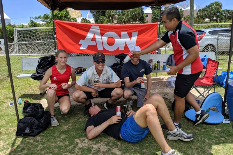 Annual Corporate Volleyball Tournament Bermuda, May 11 2019 (6)