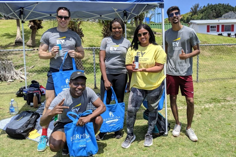 Annual Corporate Volleyball Tournament Bermuda, May 11 2019 (8)