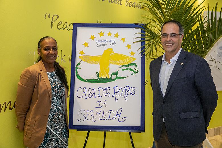 Azorean Official Dr. Teves Bermuda May 2 2019 (2)