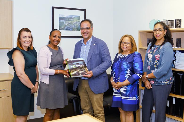 Azorean Official Dr. Teves Bermuda May 2 2019 (4)