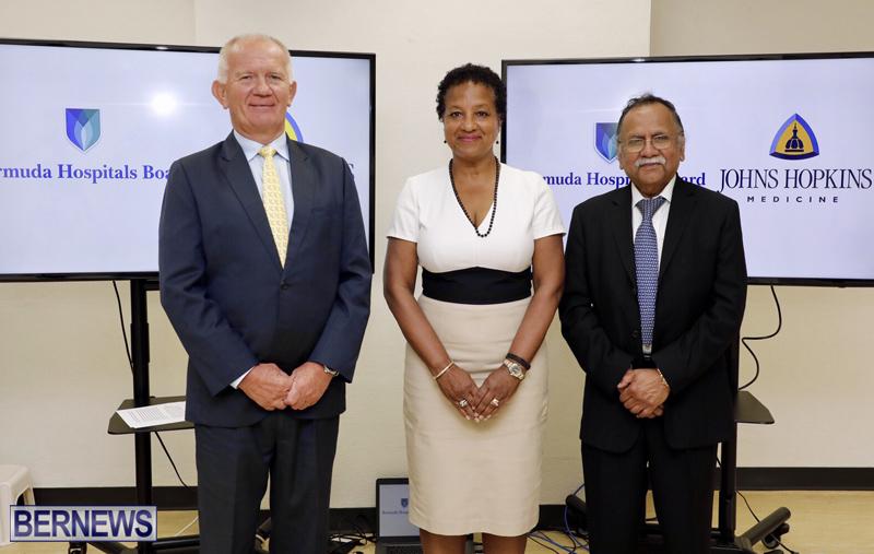 BHB & Johns Hopkins Bermuda May 7 2019