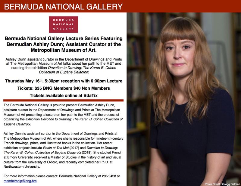BNG Lecture Series Bermuda May 2019