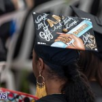 Bermuda College Graduation Commencement Ceremony, May 16 2019-2350