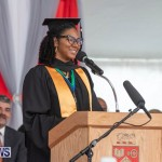 Bermuda College Graduation Commencement Ceremony, May 16 2019-2770